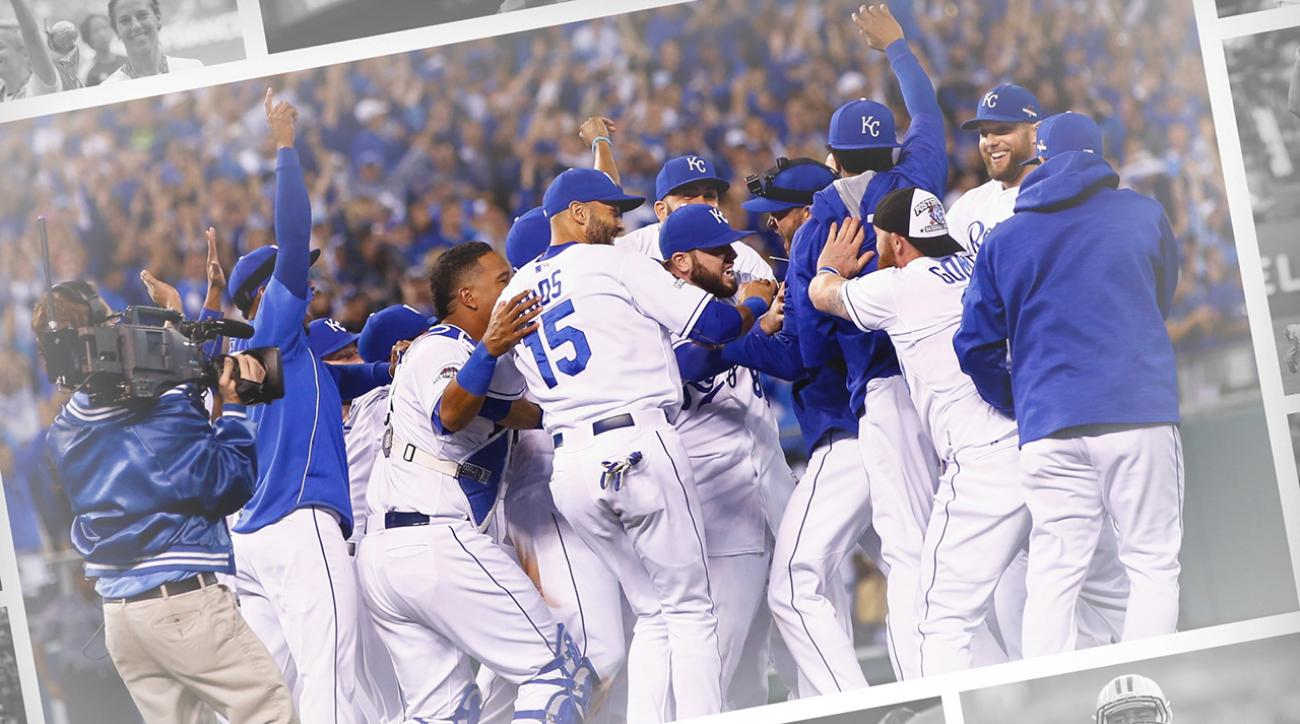 Sportsman of the Year Contenders: Kansas City Royals IMG