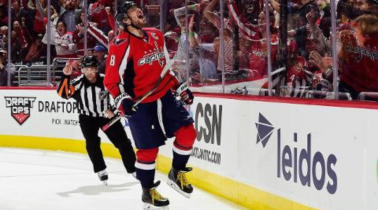 Ovechkin breaks NHL Russian scoring record