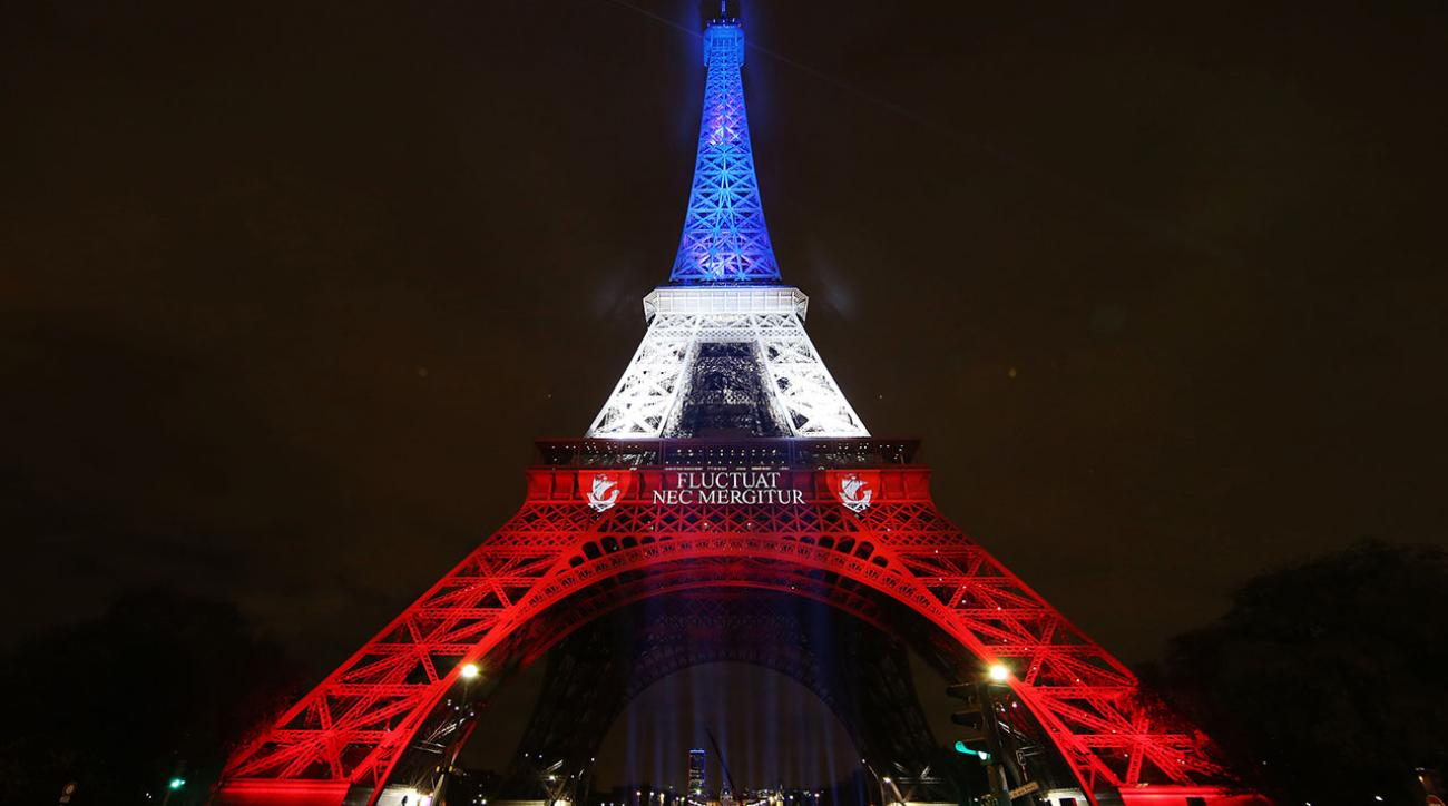 Paris determined 'more than ever' to host 2024 Olympics IMAGE