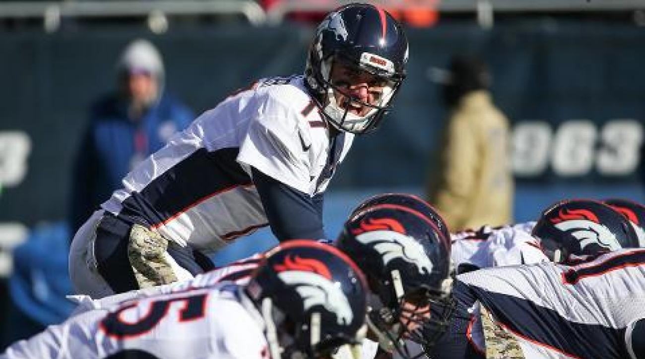 Broncos find success with Osweiler under center