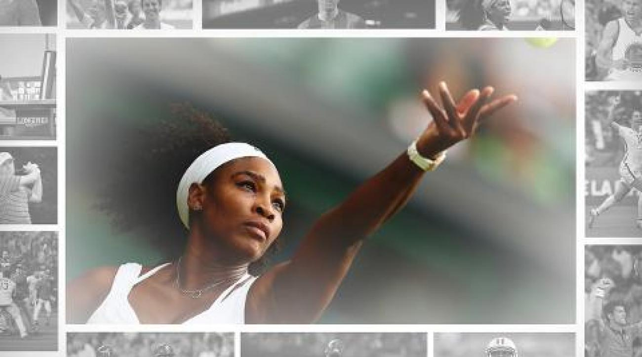 Sportsman of the Year Contenders: Serena Williams IMG