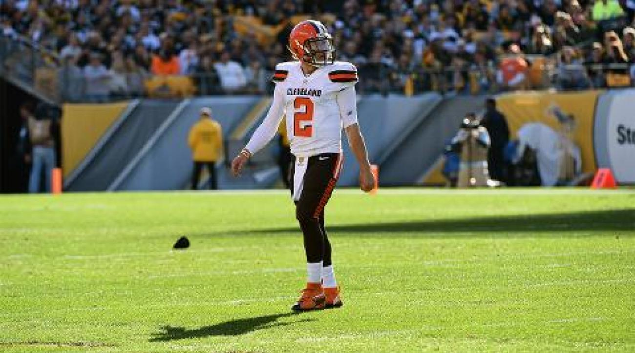 Report: Video surfaces of Johnny Manziel partying during bye week
