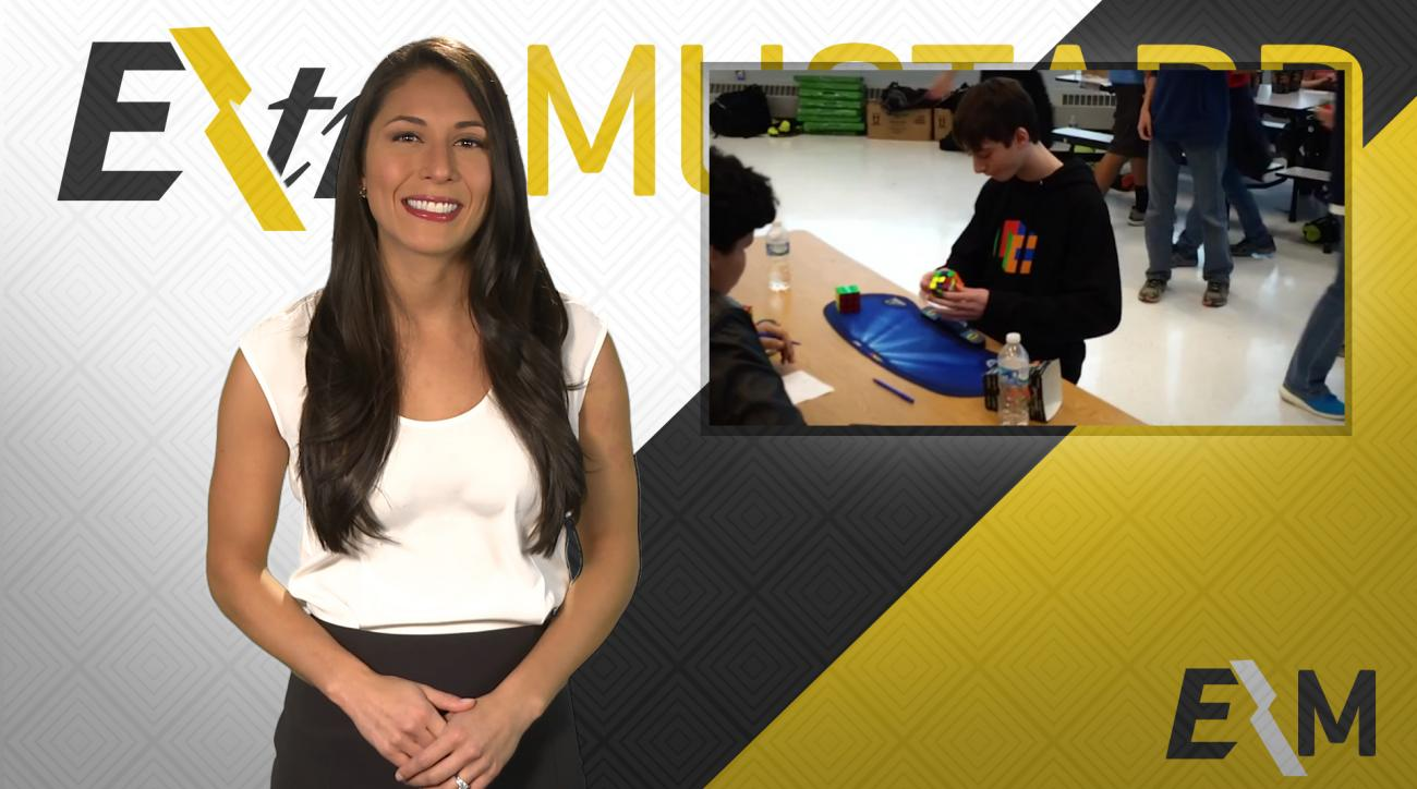 Mustard Minute: Solving a Rubik's Cube in 5 seconds IMG