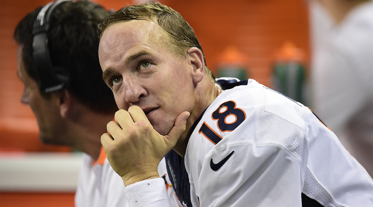 Broncos QB Peyton Manning expected to miss at least two games IMAGE