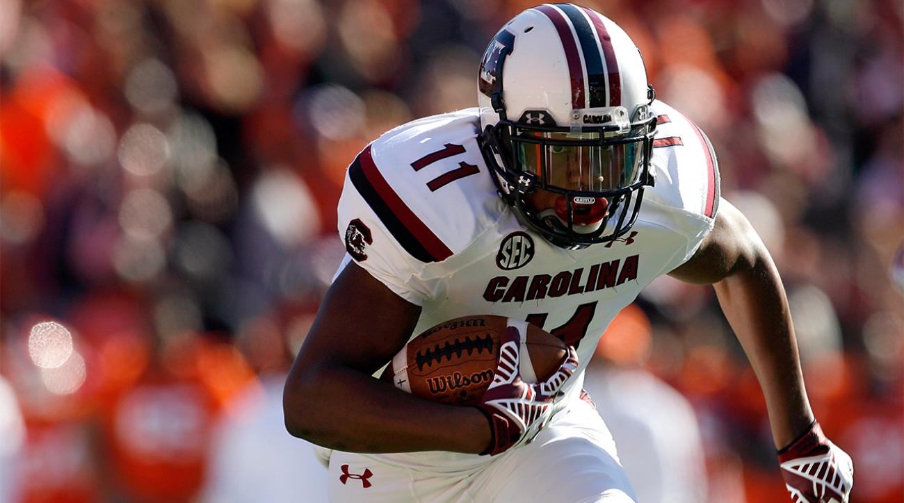 Report: South Carolina WR Pharoh Cooper will enter 2016 NFL draft IMAGE