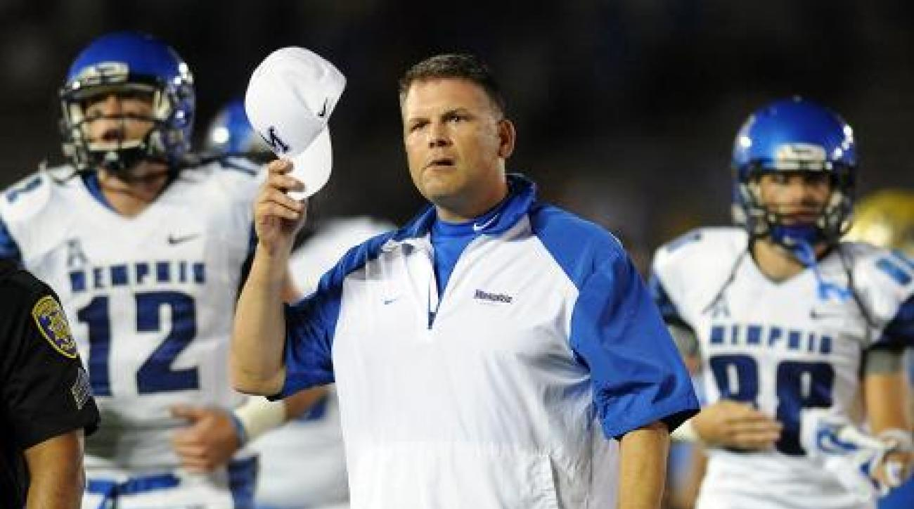 Memphis coach Justin Fuente hired as new Virginia Tech head coach