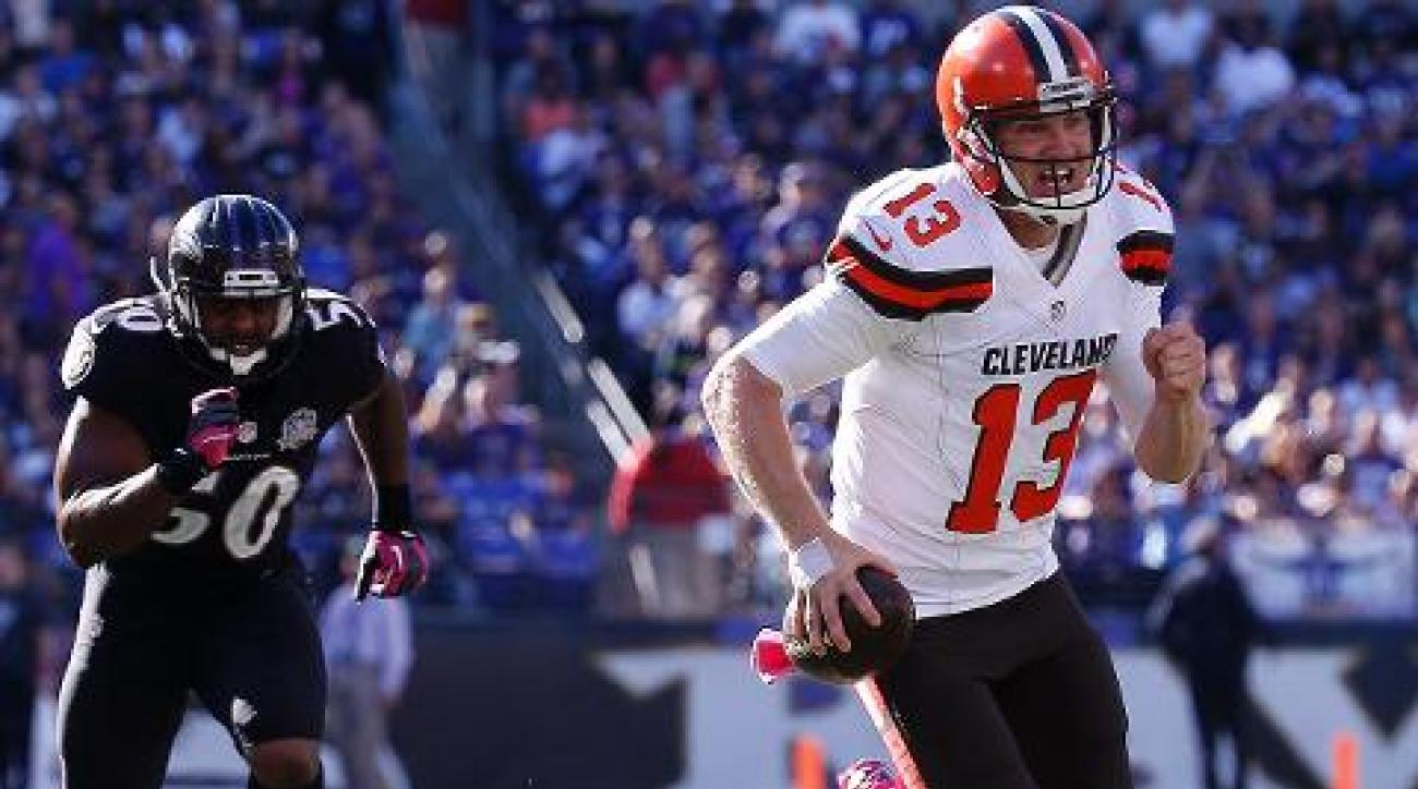 Monday Night preview: Ravens vs. Browns