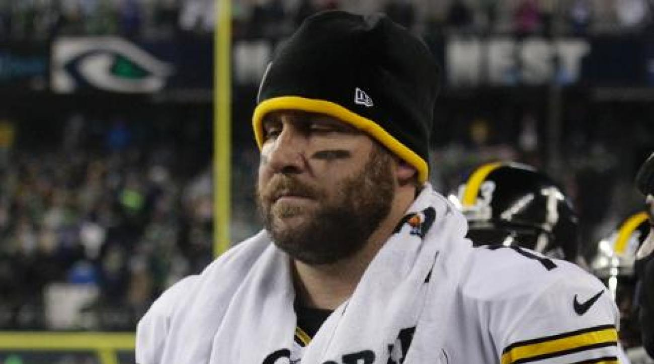 Steelers QB Ben Roethlisberger sustains concussion vs. Seahawks