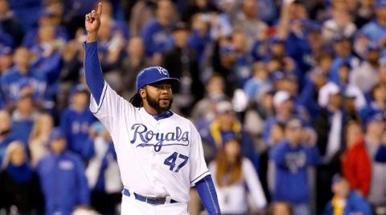 Johnny Cueto rejects $120 million offer from Diamondbacks