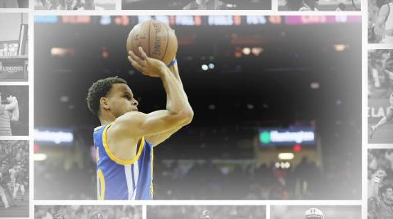 Sportsman of the Year Contenders: Stephen Curry IMG