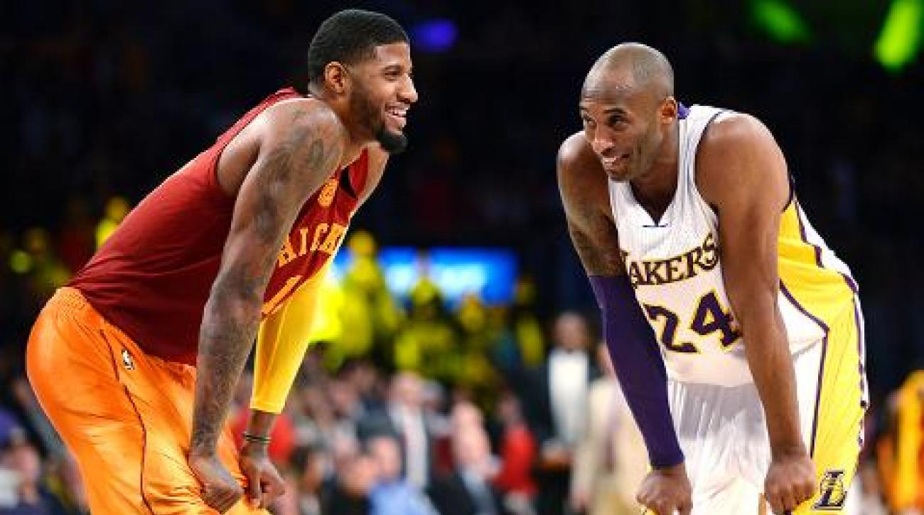Give and Go: Kobe Bryant's farewell IMG