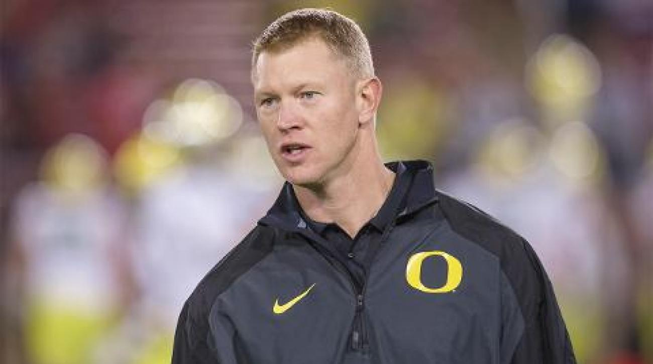 Former Oregon OC Scott Frost named UCF's head coach IMAGE