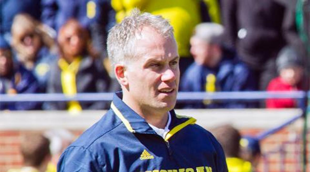 Michigan defensive coordinator D.J. Durkin to be Maryland head coach