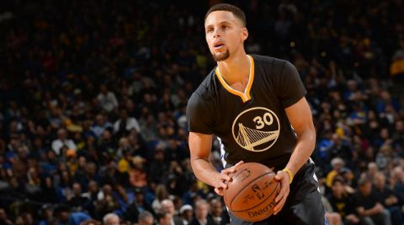 Can Stephen Curry win most improved? IMG