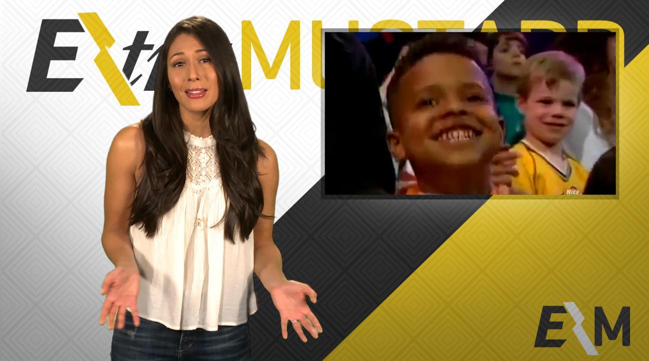 Mustard Minute Flashback Friday: Marcus Stroman won $100 on Nickelodeon's 'Figure It Out' IMG