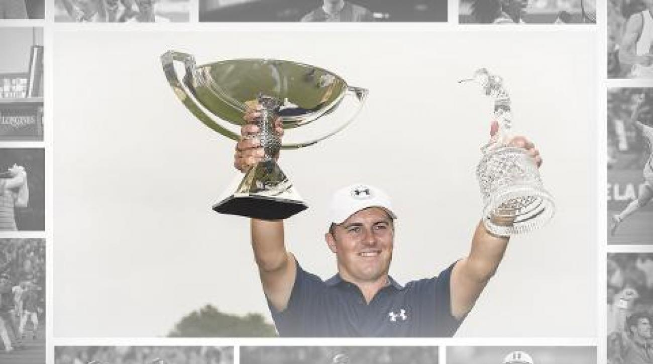 Sportsperson of the Year Contenders: Jordan Spieth IMG