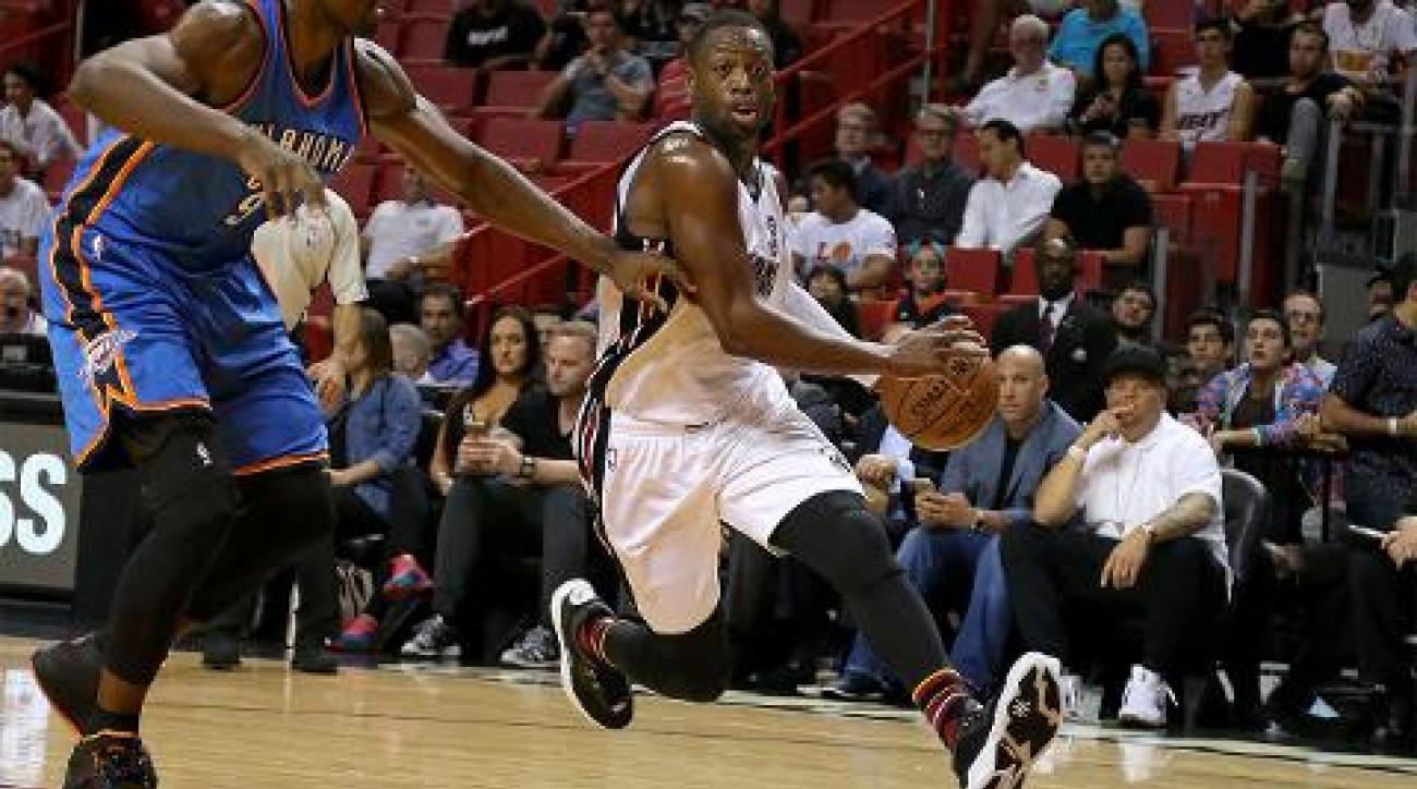 NBA Power Rankings: Heat move into top 5, Warriors still on top