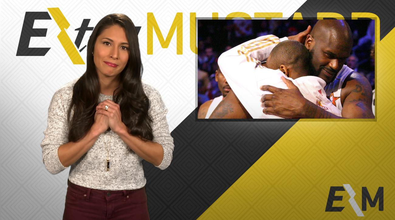 Mustard Minute: Kobe Bryant doesn't really care about any NBA players IMG