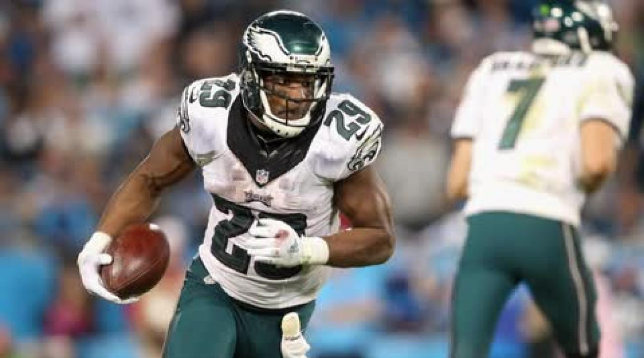 Eagles RB  Demarco Murray addressed offense with ownership
