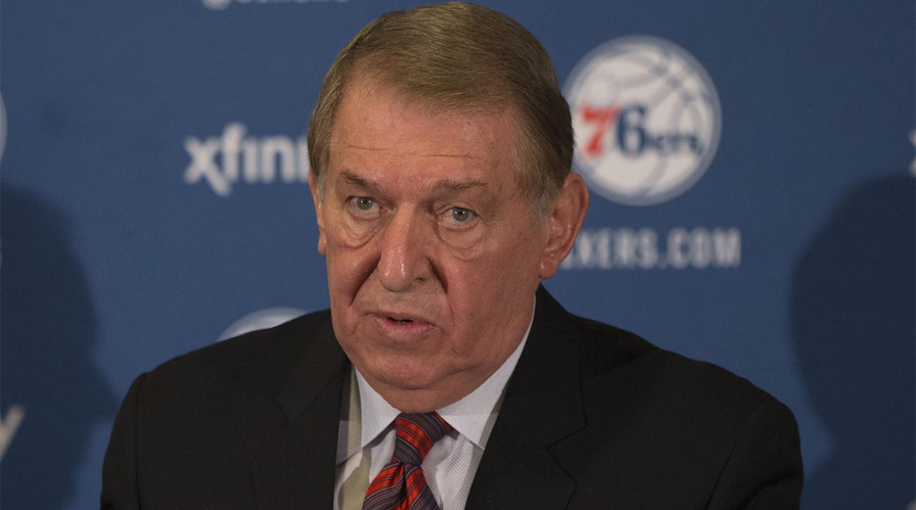 Report: NBA owners urged Adam Silver to make changes to 76ers