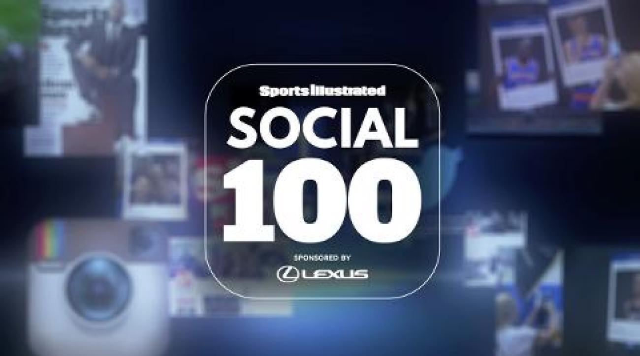 Social 100: MVPs of sports social media IMG