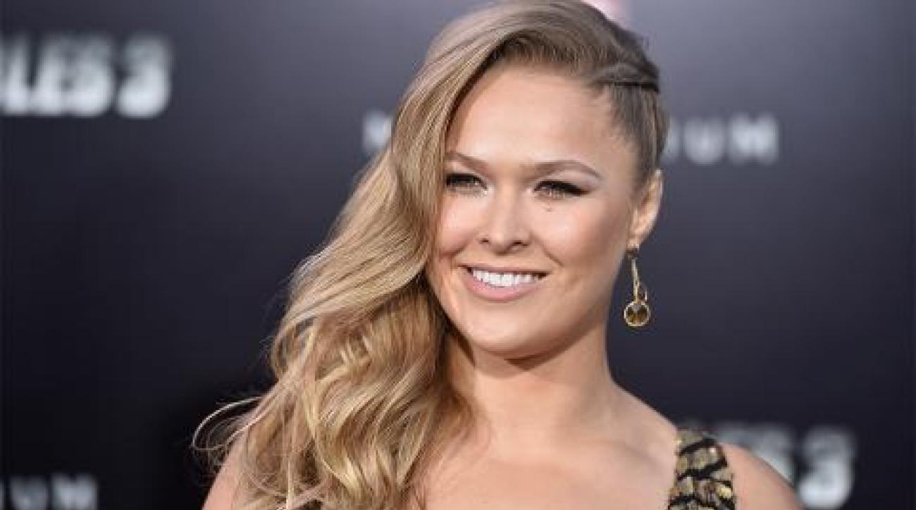 Ronda Rousey will attend the Marine Corps ball after all IMAGE