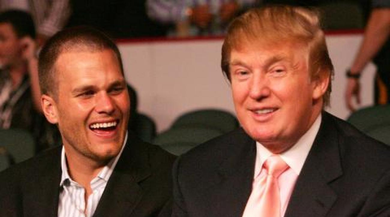 Tom Brady on Donald Trump: 'Can I just stay out of this debate?'