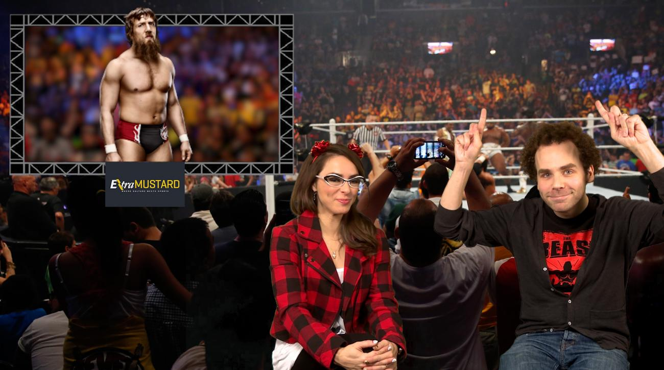 State of Wrestling with Sam Roberts and Katie Linendoll: Episode 5 IMG