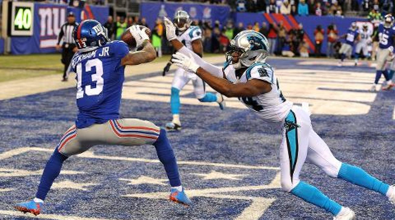 Should Odell Beckham Jr. get suspended?
