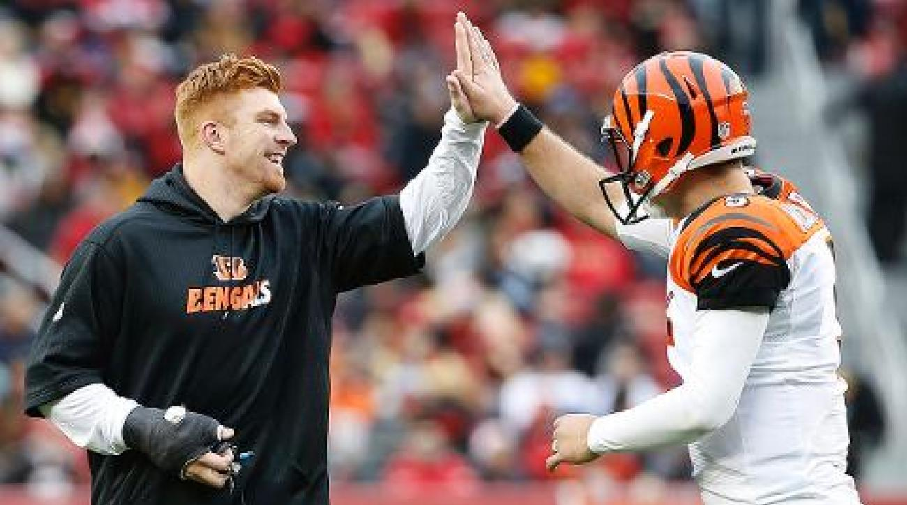 Did A.J. McCarron show Bengals enough on Sunday?