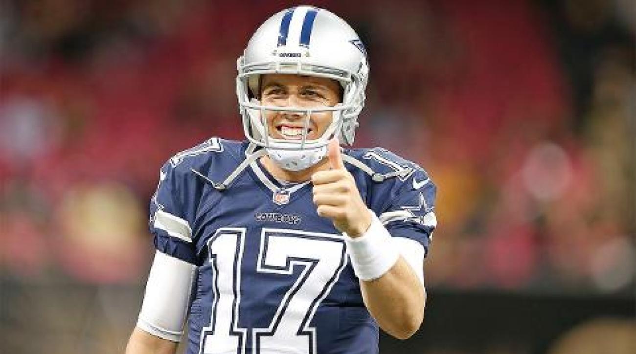 Dallas Cowboys QB Kellen Moore to start vs. Bills