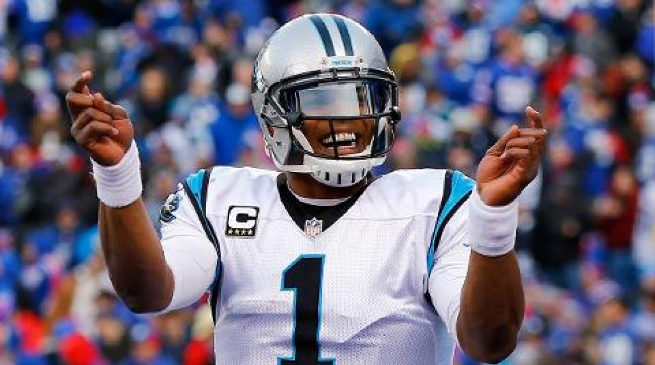 On the Numbers: Cam Newton joins elite company in Week 15