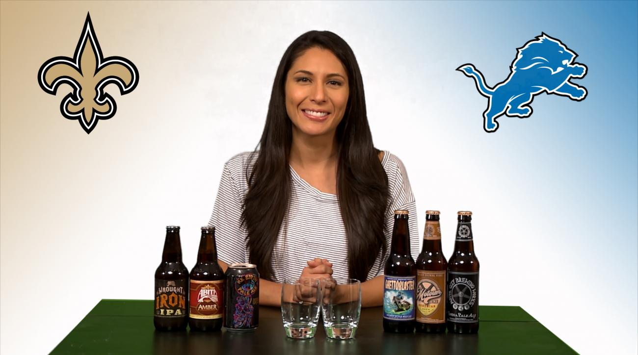 Mustard Minute: Week 15 Monday Night Football Beer Pick 'Em IMG