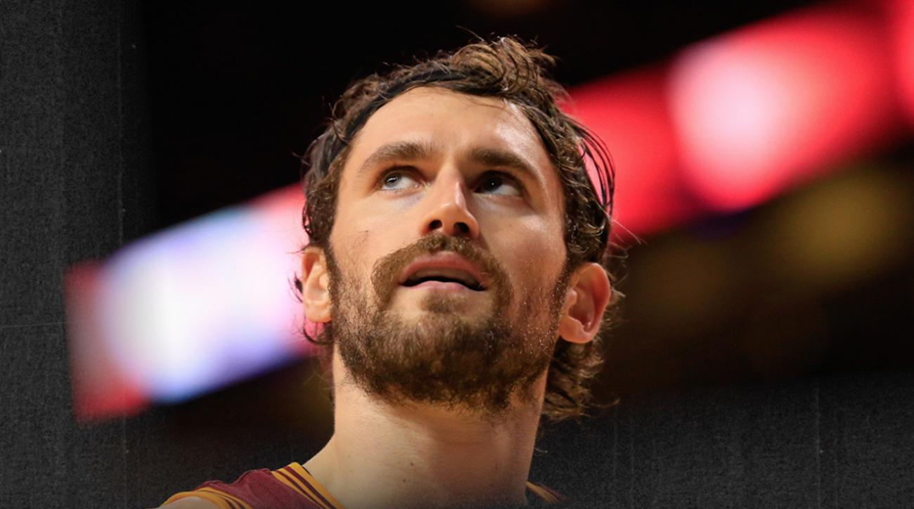 The Comeback: Kevin Love returns to Cleveland Cavaliers IMG