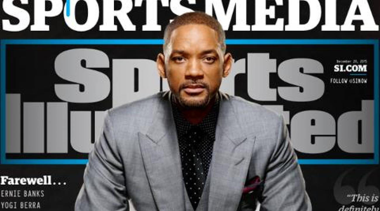 'Concussion' movie lands SI cover