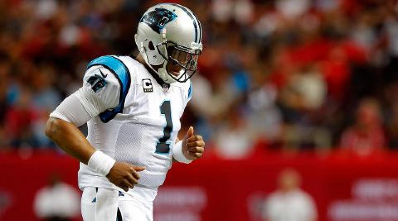 Are Panthers in danger of losing No. 1 seed?