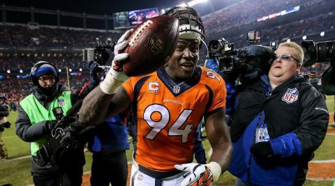 Broncos overcome first half deficit, beat Bengals in overtime