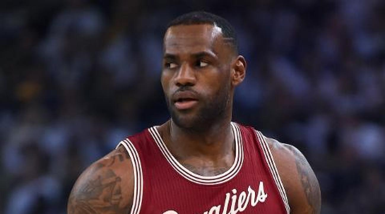 LeBron James speaks on Tamir Rice after activists call for his help IMAGE