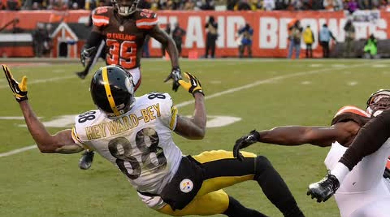 Jets loss gives Steelers reason to celebrate