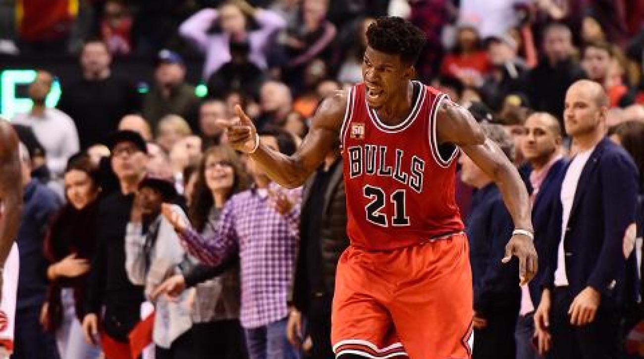 NBA Power Rankings: Bulls jump into top 5, no changes at top