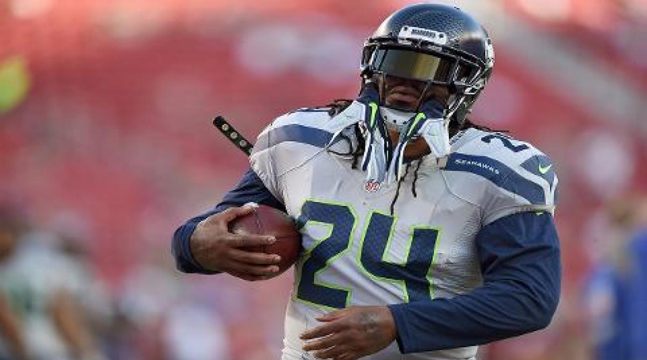 Seahawks hopeful Marshawn Lynch returns for playoffs