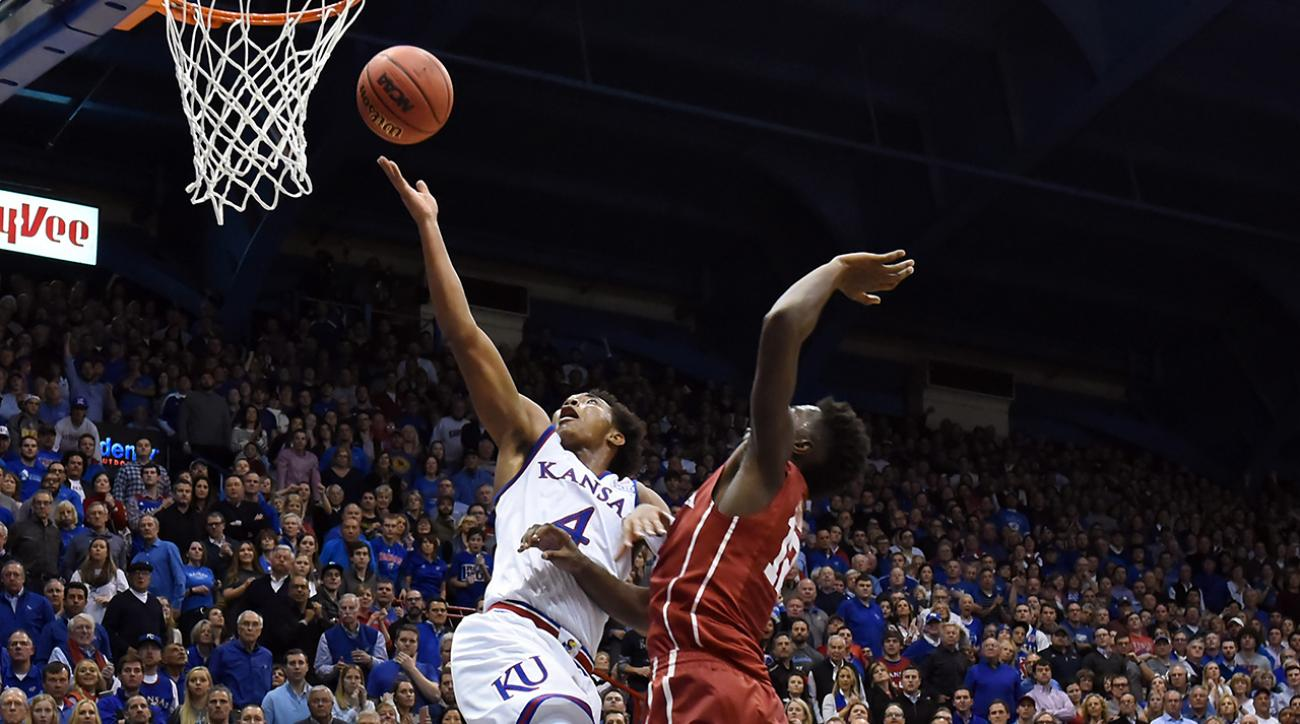 One-and-One: Kansas-Oklahoma shows off Big 12 dominance IMG