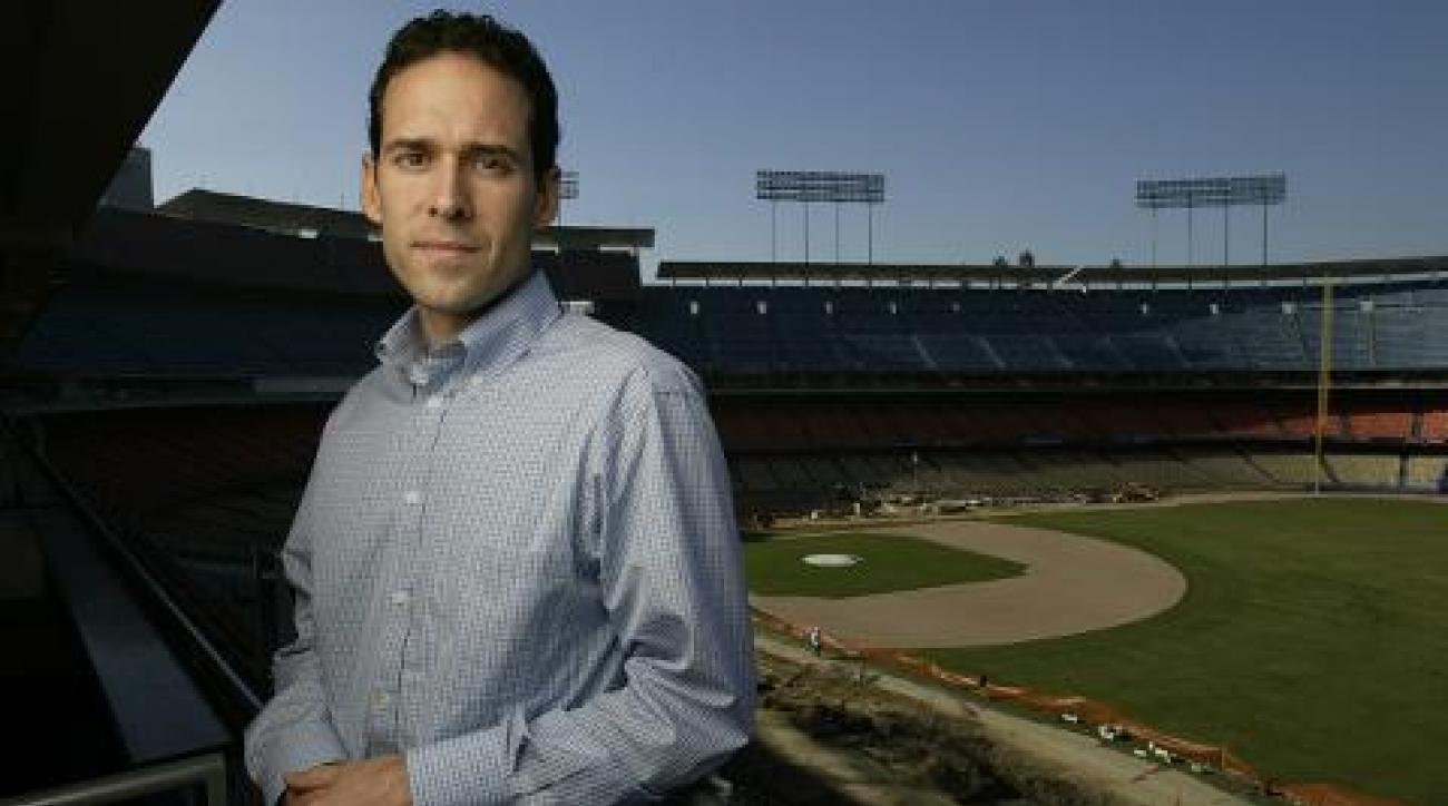 Browns hire baseball executive Paul DePodesta