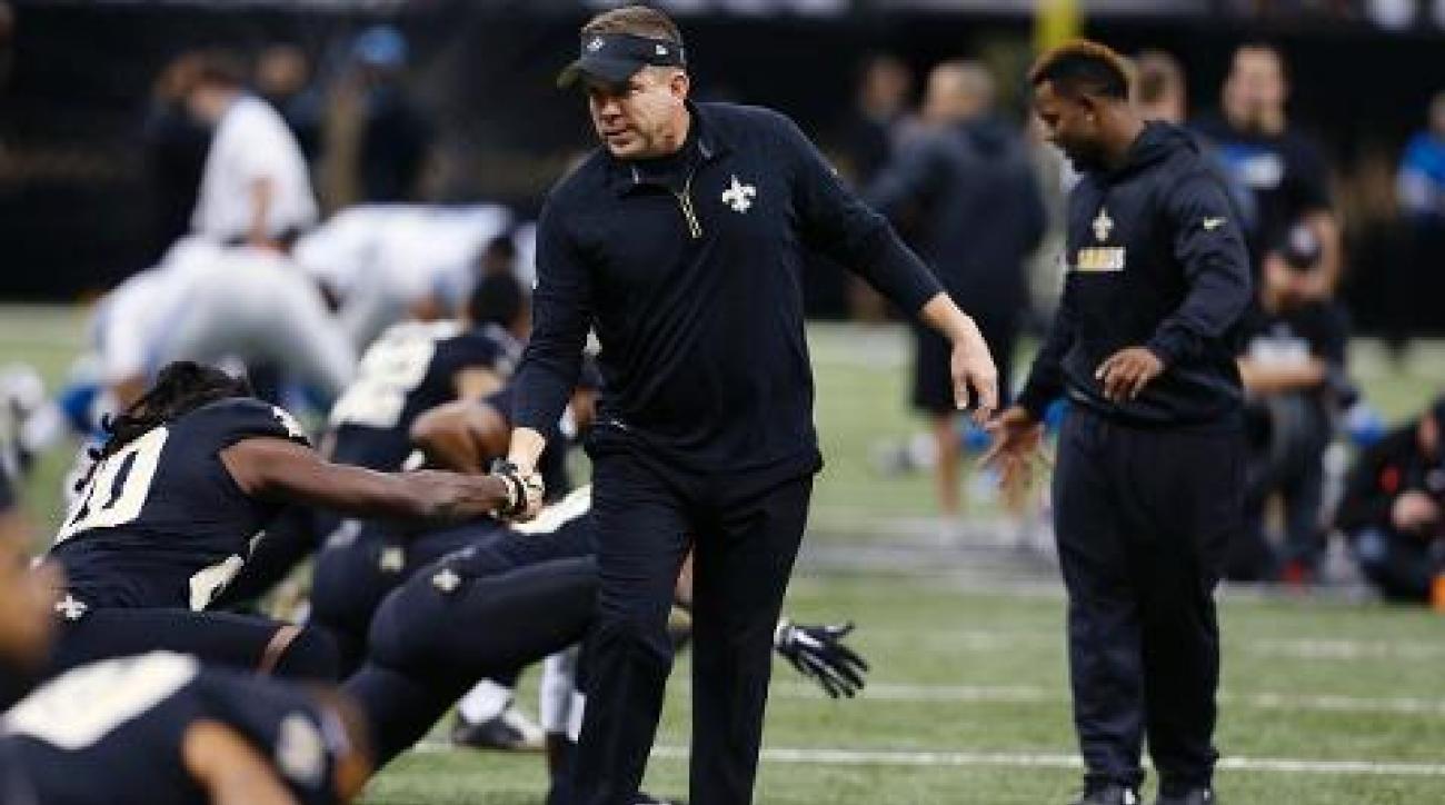 New Orleans Saints retain coach Sean Payton