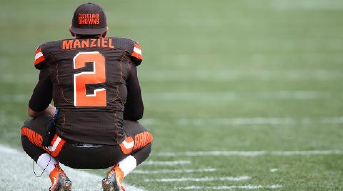 Johnny Manziel dropped by LeBron James' marketing agency