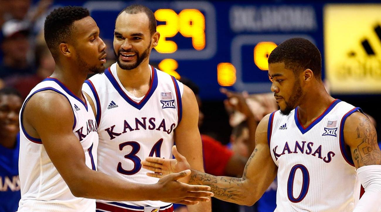 Kansas Jayhawks rise to No. 1 after triple-OT win IMG