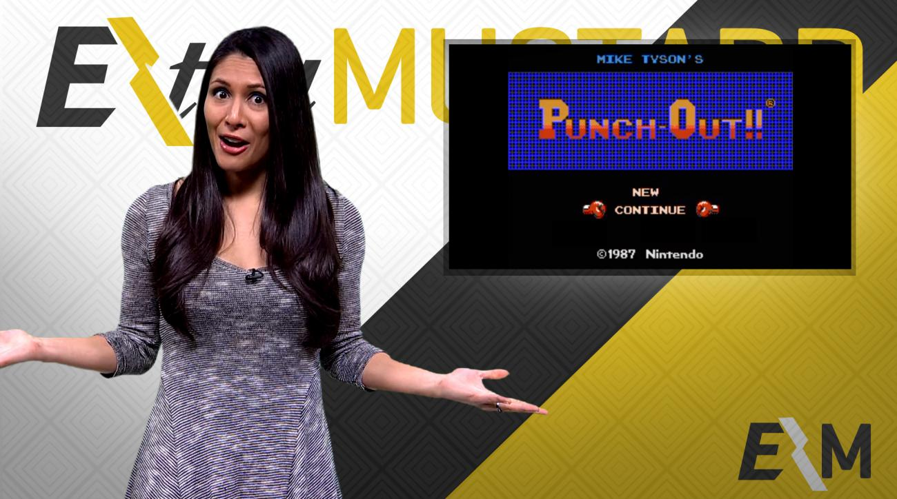 Mustard Minute: Rex Ryan boxes Mike Tyson in 'Mike Tyson's Punch Out!!' IMG