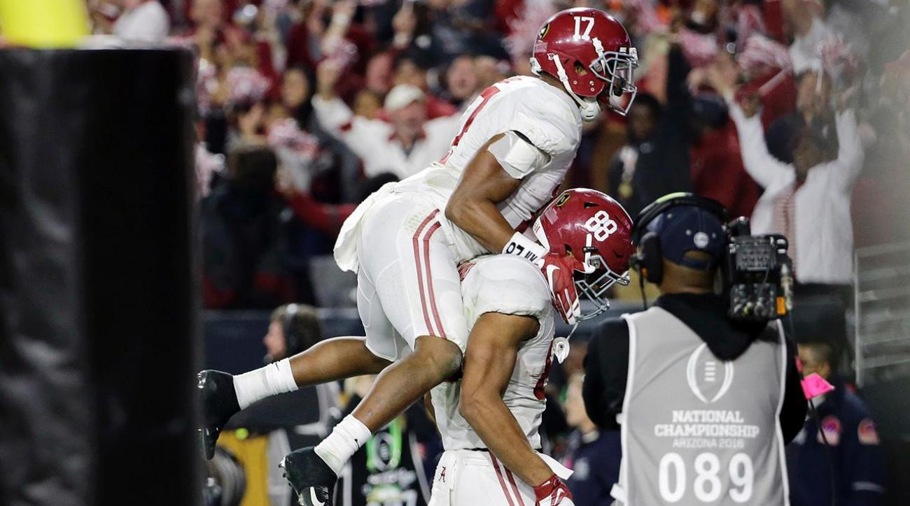 college championship score how long are college football games