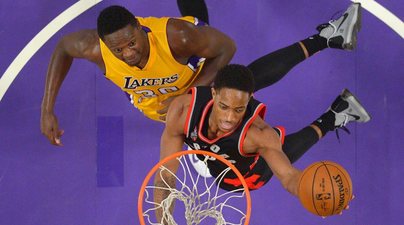 DeMar DeRozan's interior approach paying off big for Raptors IMG