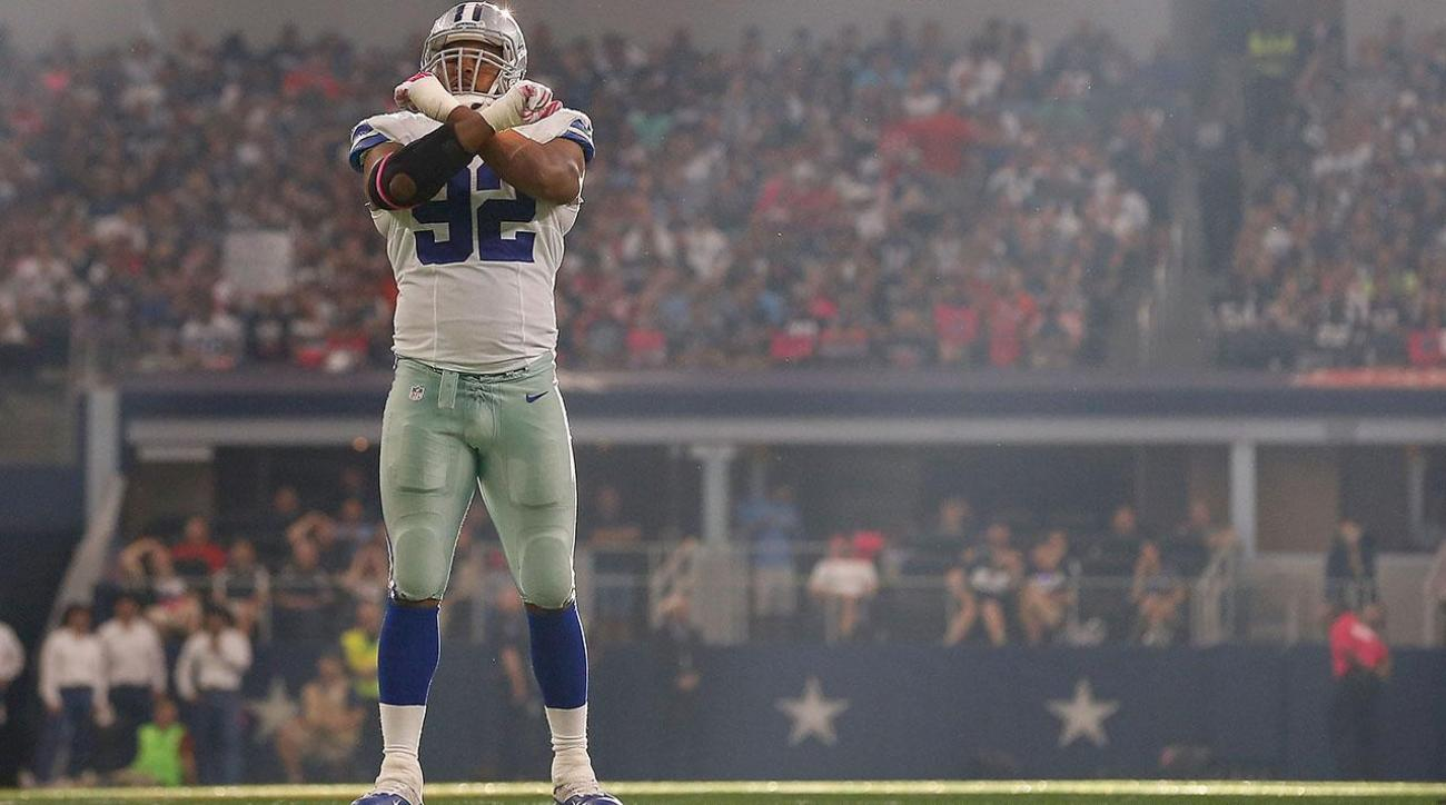 Jeremy Mincey: Greg Hardy caused locker room tension in Dallas